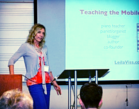 Presenting at Colorado State Music Teachers Association 2014