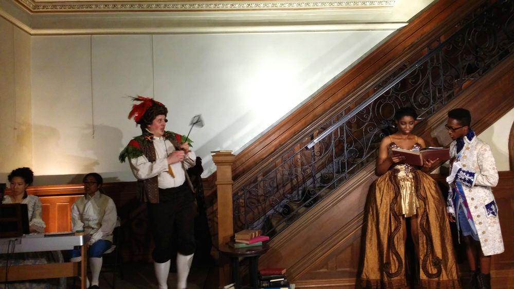 The Magic of Mozart  - Liberty State Opera, 2014