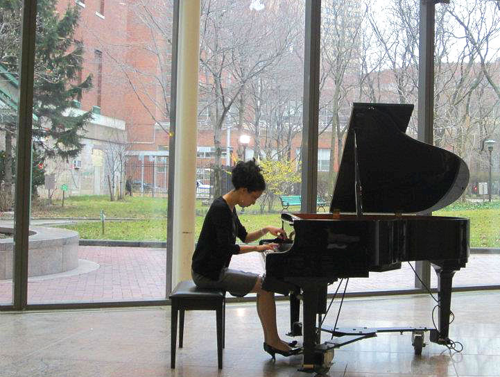 Music with a Vue - Bellevue Hospital 2012