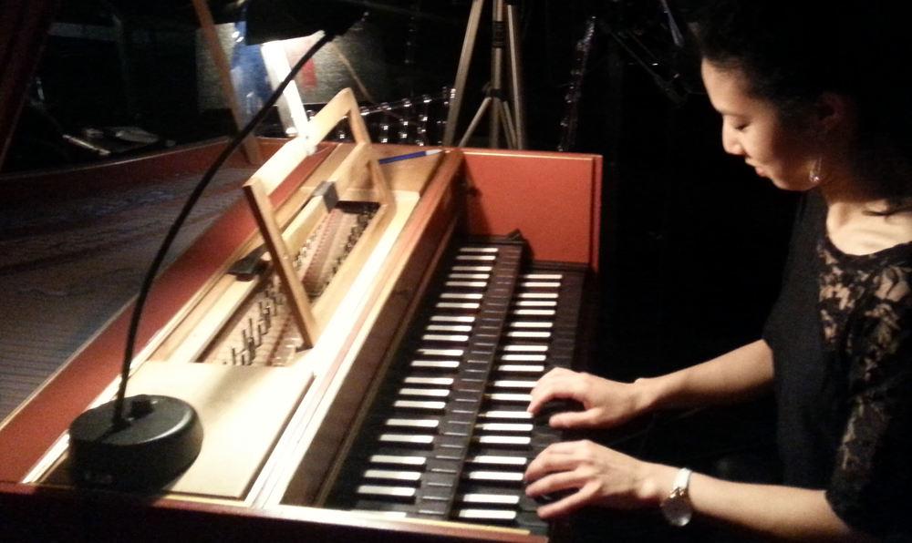 Harpsichord - 2013