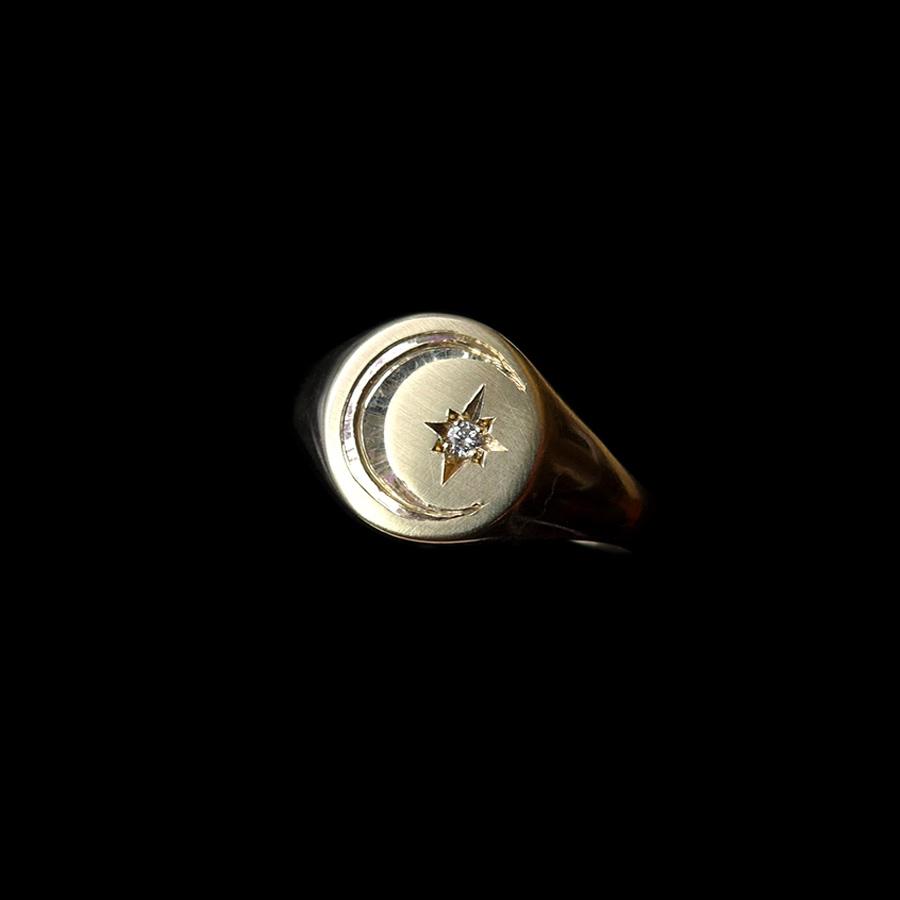 diamond-star-moon-signet-ring