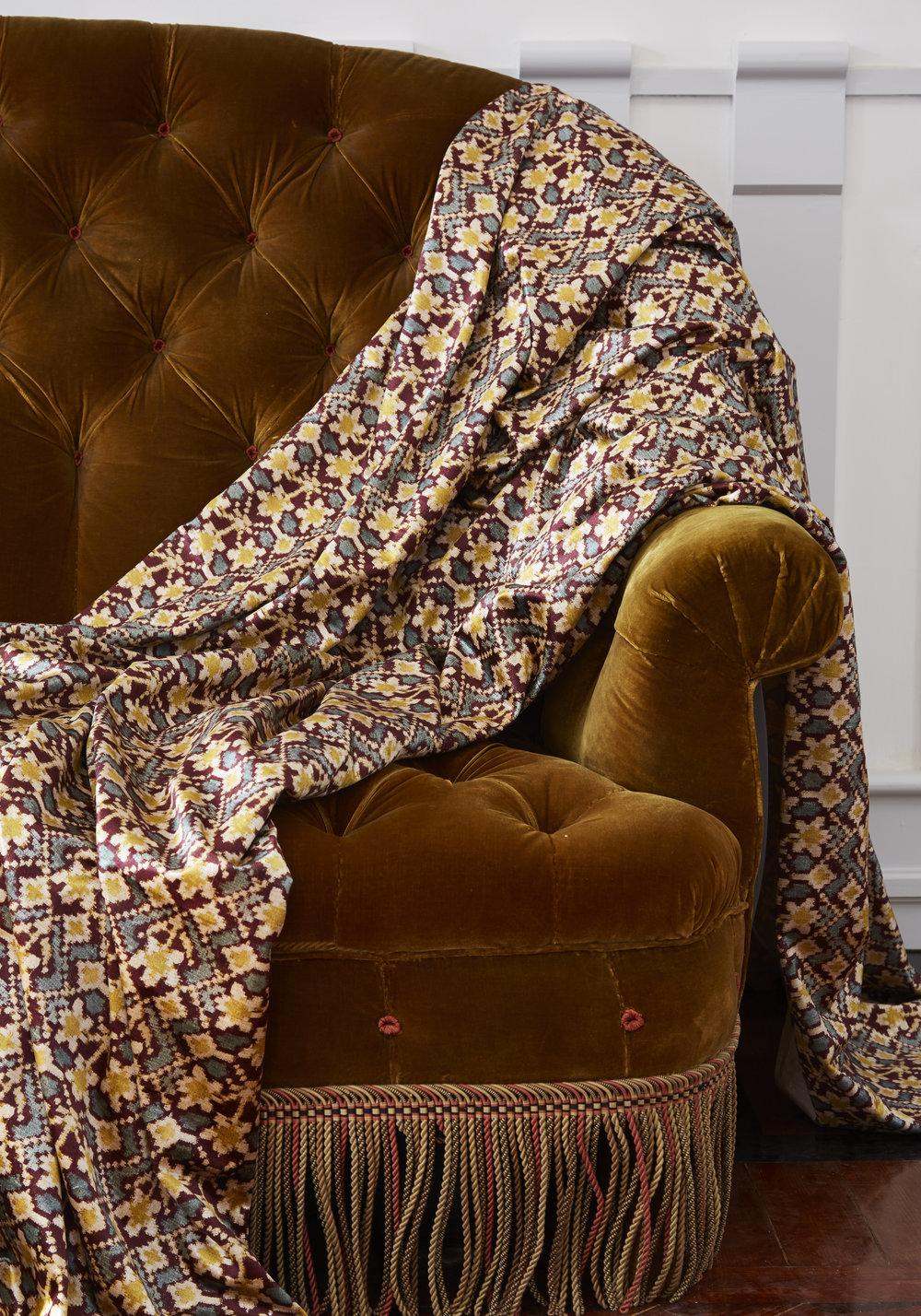 Almaty Velvet Gold
