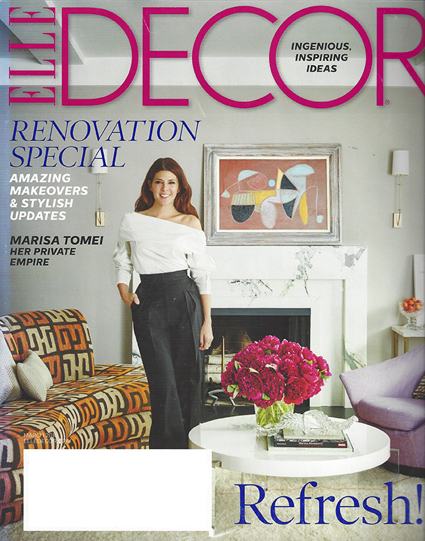 Elle Decor March 2016