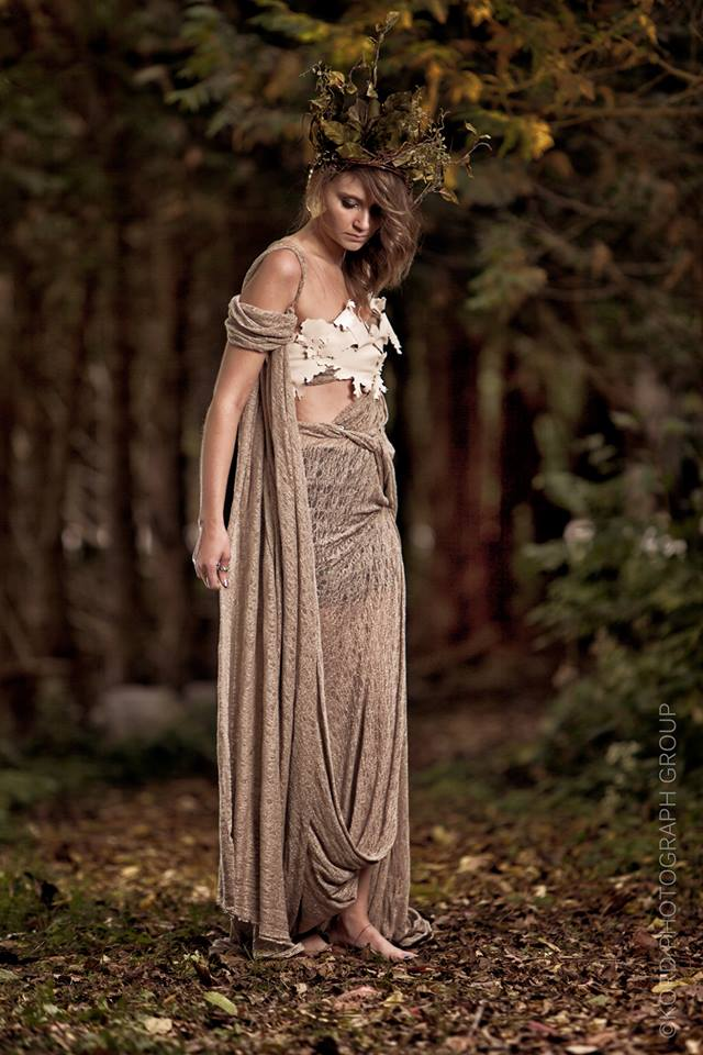 Photo By Kord Photography Group  Headdress and wardrobe designed by Kari Larsen, Co-founder of Ostari Couture.