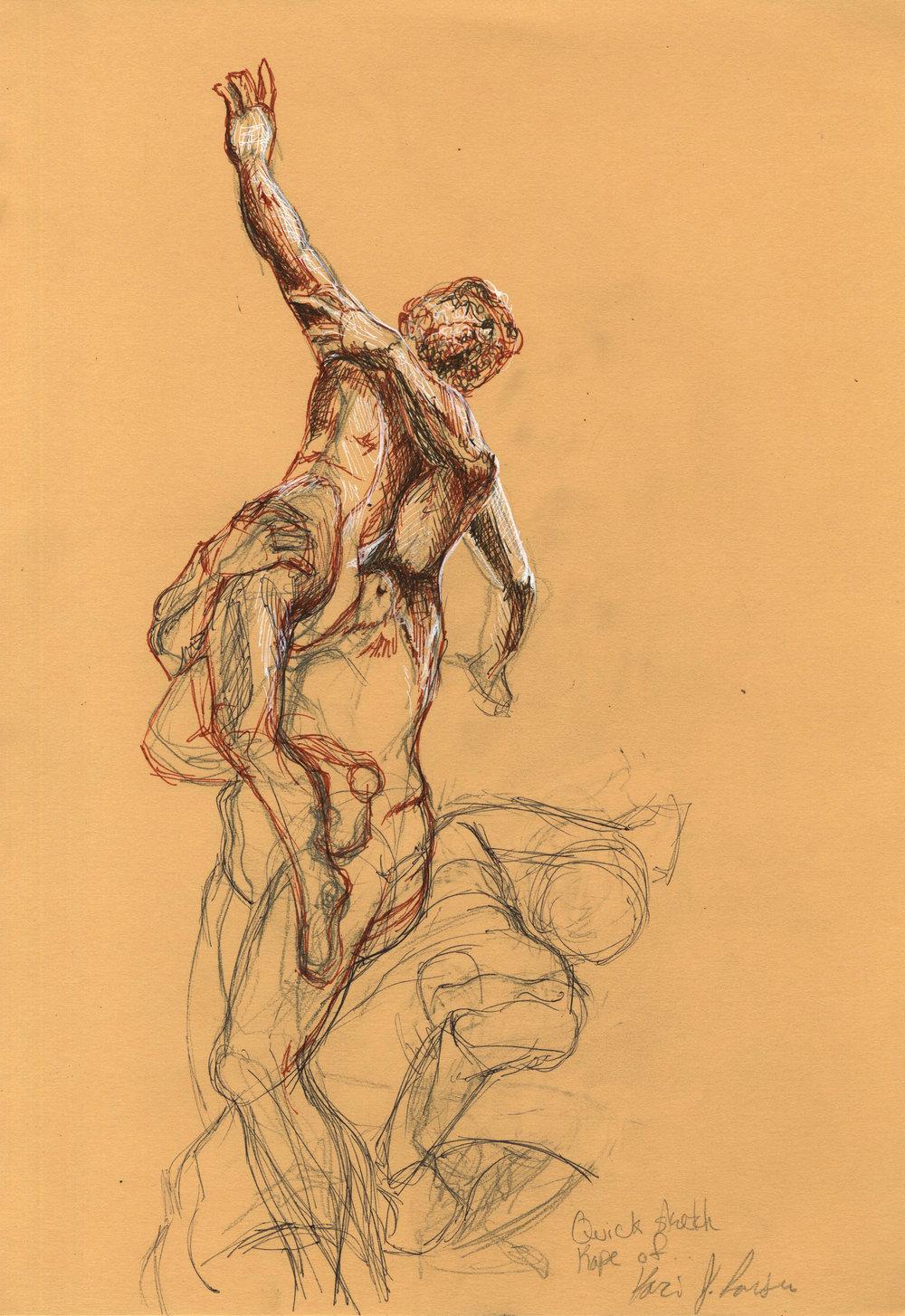 The Rape of Persephone