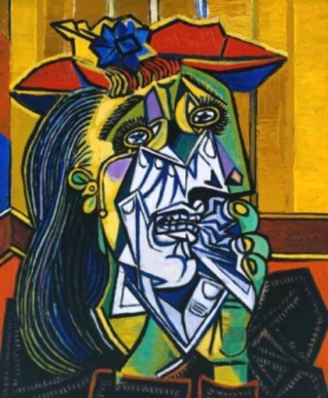 The Weeping Woman, Pablo Picasso