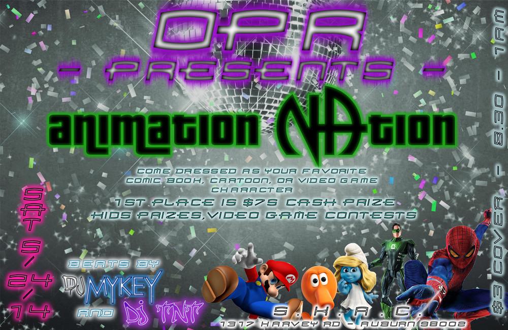 Animation Nation 2014