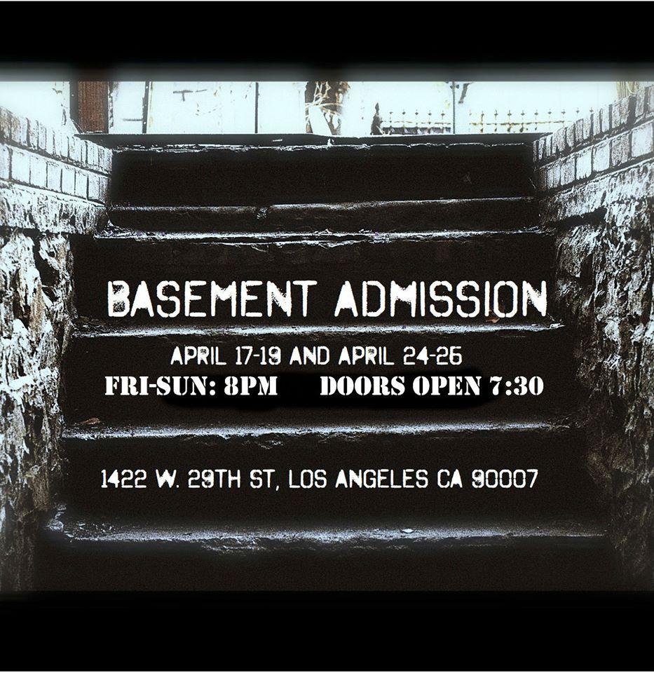 Basement Admission