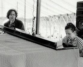 Ivo Perelman, Joanne Brackeen