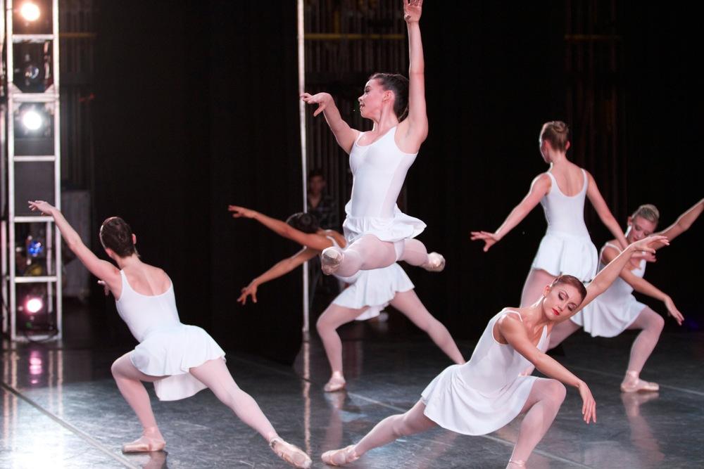 Adrienne Carter Miami City Ballet, Corps de Ballet
