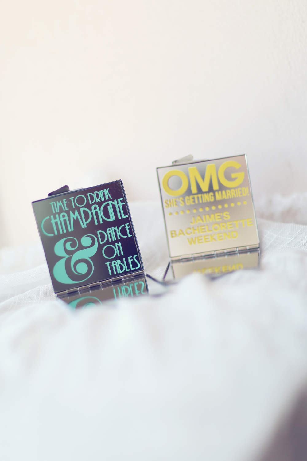 Blue Penguin Shop Mirrors // The Overwhelmed Bride Wedding Blog + Southern California Wedding Planner