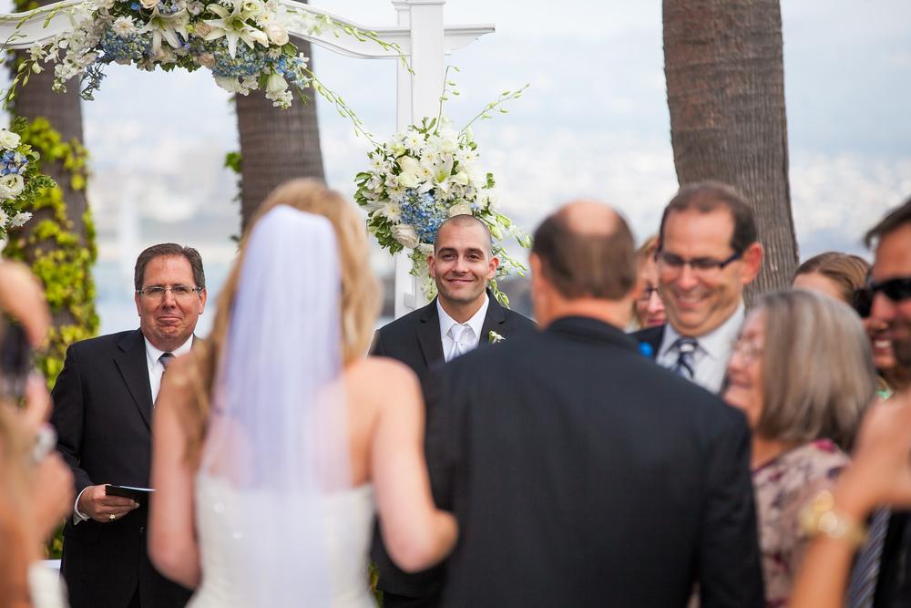 Walk Me Down the Aisle // The Overwhelmed Bride Wedding Blog + Southern California Wedding Planner