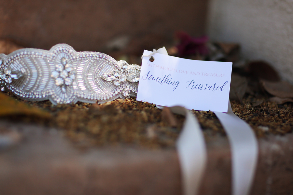 The Amanda Belt by Something Treasured // The OVerwhelmed Bride Wedding Blog + Southern California Wedding Planner