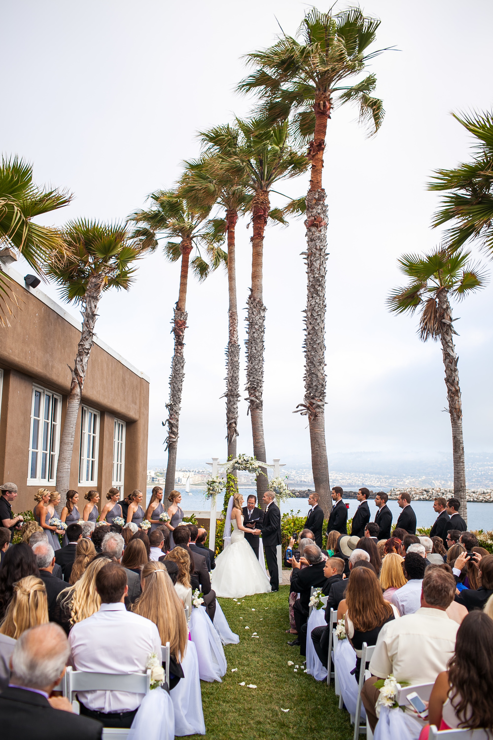 Wedding Ceremony // The Overwhelmed Bride Wedding Blog + Southern California Wedding Planner