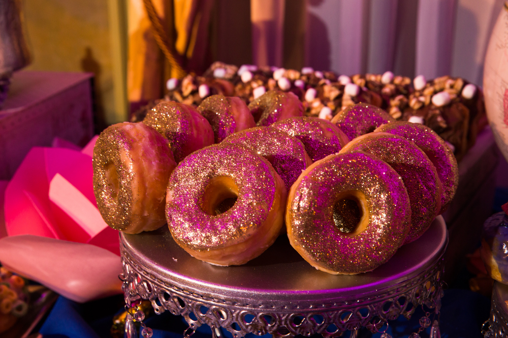 Pasadena Wedding at Castle Green // Donut Bar