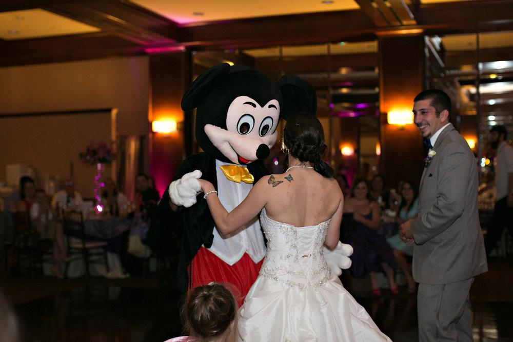 Disney Wedding Inspiration