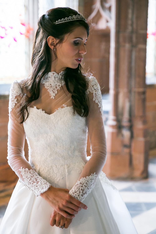 bride Worcester, England