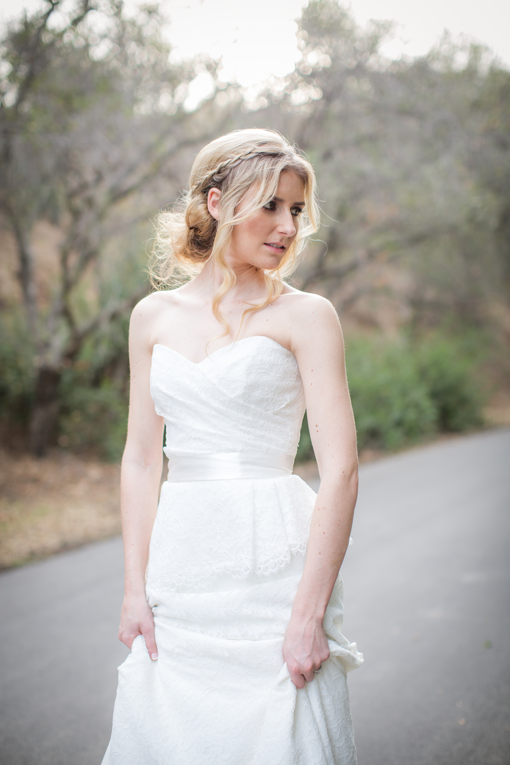 Theresa Bridget Photography // Dress: Love & Lace Bridal Salon