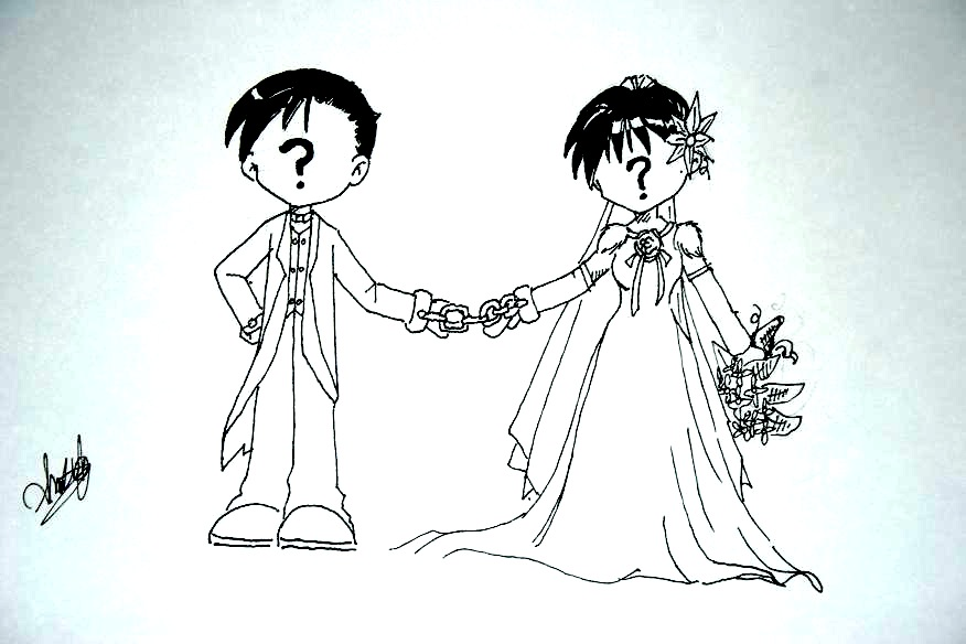 Arranged marriage cons