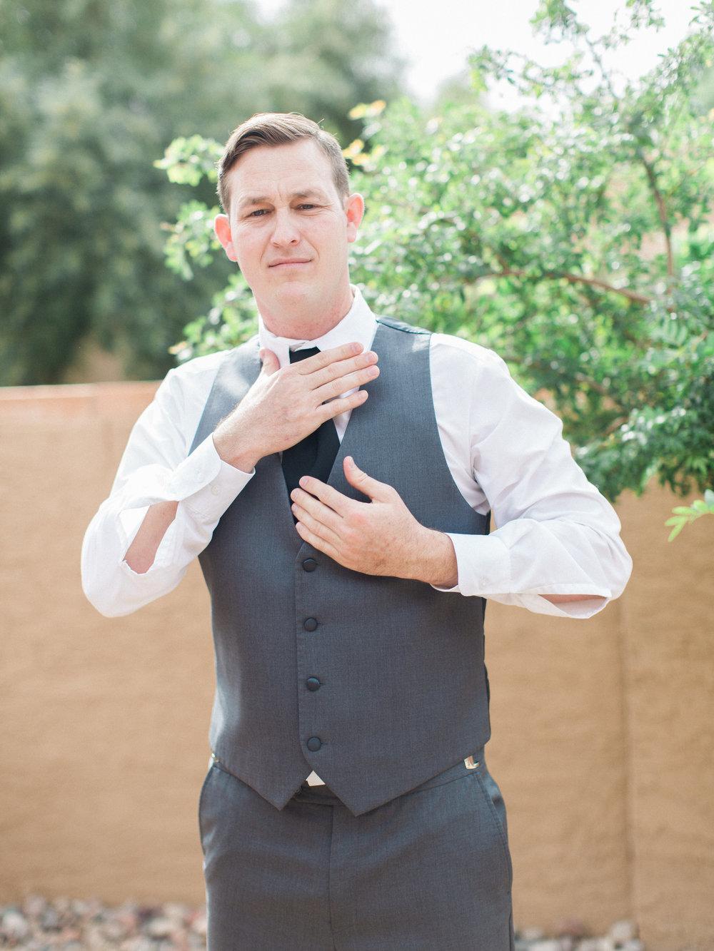 scottsdale, AZ groomsman attire