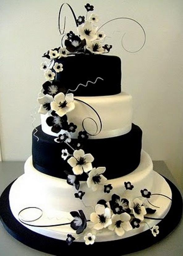 Black White Themed Wedding Inspiration The Overwhelmed Bride
