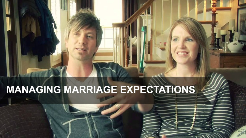 managing marital expectations