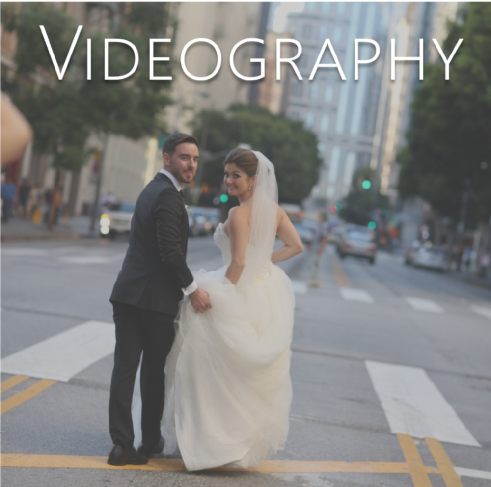 beautiful wedding videos // the overwhelmed bride wedding blog