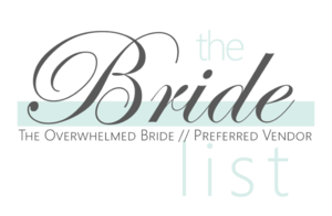 The bride list preferred wedding vendors the overwhelmed bride the bride list search wedding vendors the overwhelmed bride wedding blog junglespirit Image collections