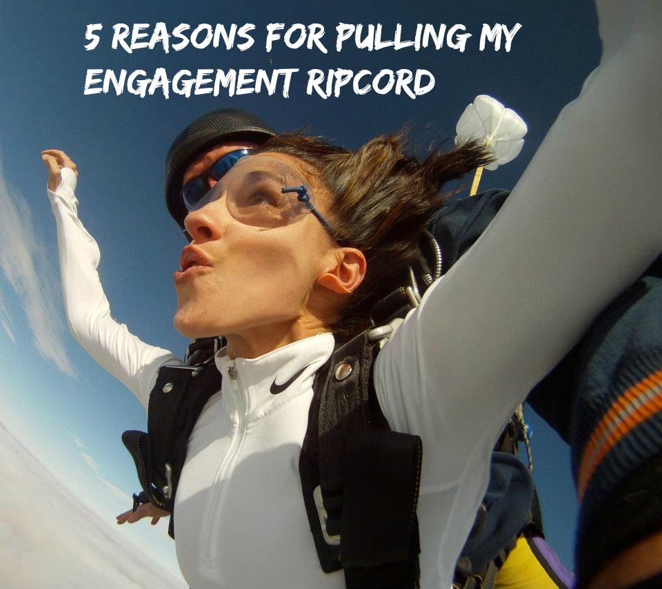 5 reasons I called off my engagement