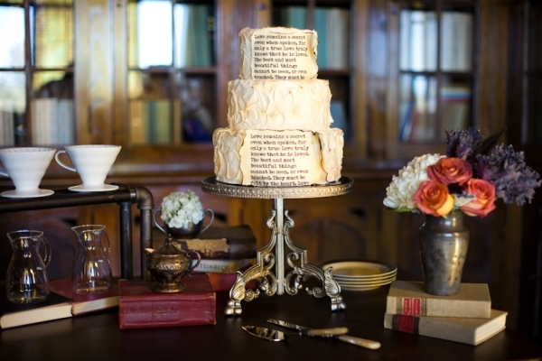 Storybook Themed Wedding Inspiration