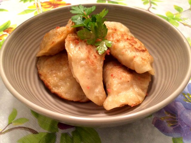 perogies recipe