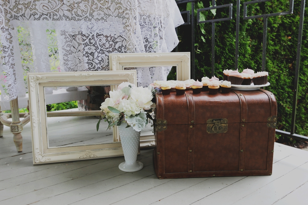 Marilyn Monroe-Inspired Wedding vintage rentals