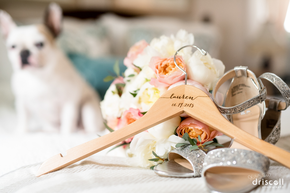 wedding hanger, bride hanger