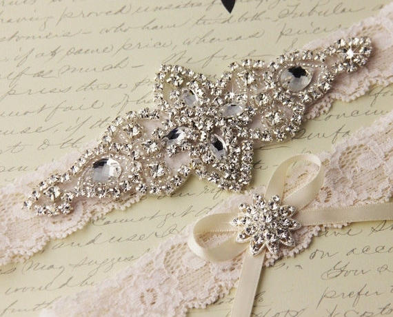 17 Lace Wedding Garters + Garter Sets (all Under $50) That