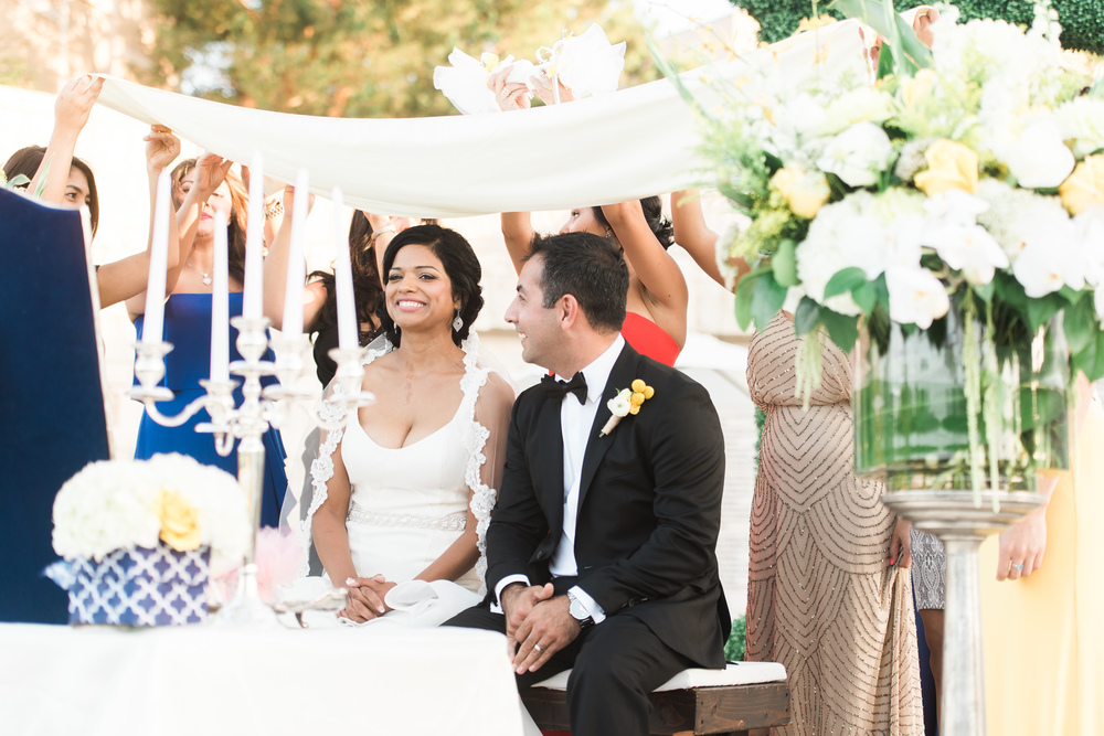 traditional persian wedding ceremony