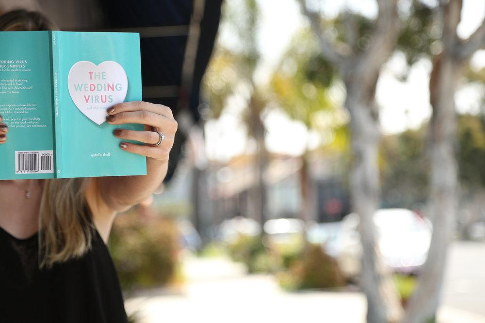 wedding book // the wedding virus