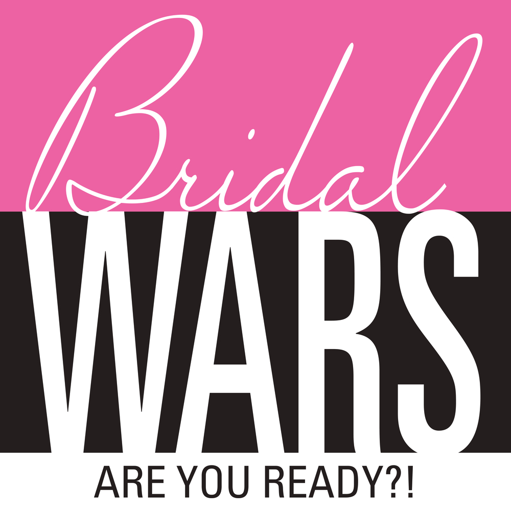 bridal wars sponsored by The Overwhelmed Bride