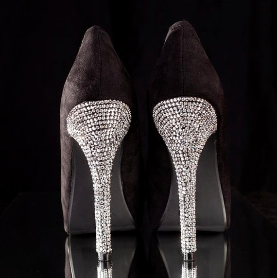 Black and Diamond Heels winter wedding guest heels.jpg