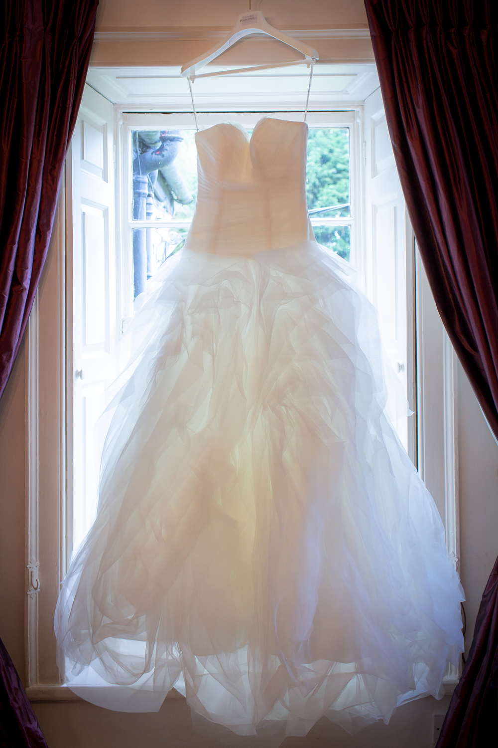 wedding gown // rocksalt photography