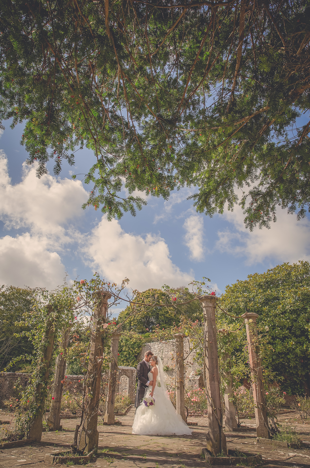 amazing wedding photoraphy //  castle wedding venue Wales UK // Rocksalt Photography