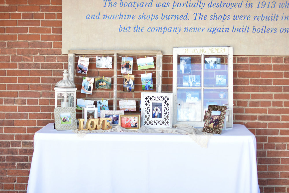 guest book alternatives // macy marie photography wedding