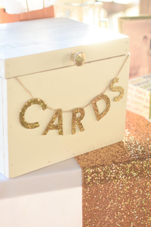 wedding card box ideas // macy marie photography wedding
