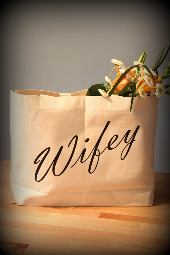 wifey tote honeymoon bag must haves