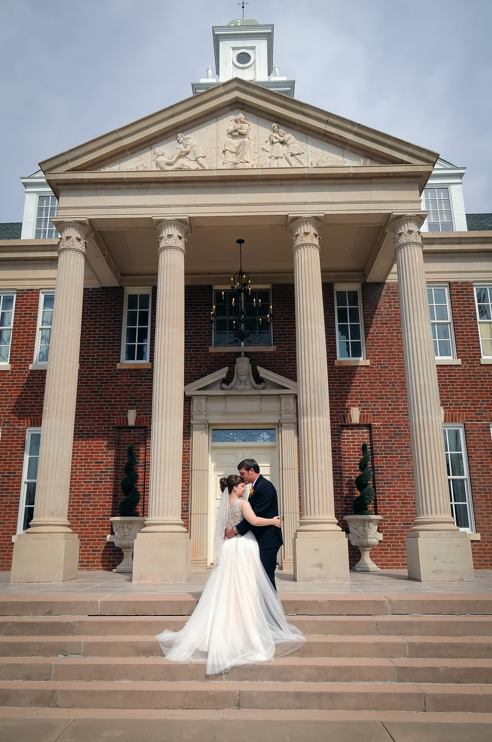 guthrie oklahoma wedding venue - dominion house