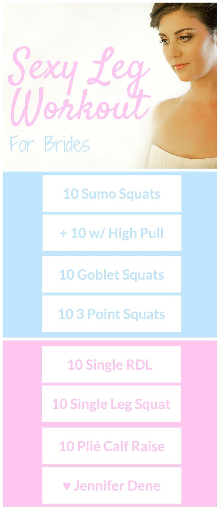 "6 Minute ""Sexy Leg"" Workout"
