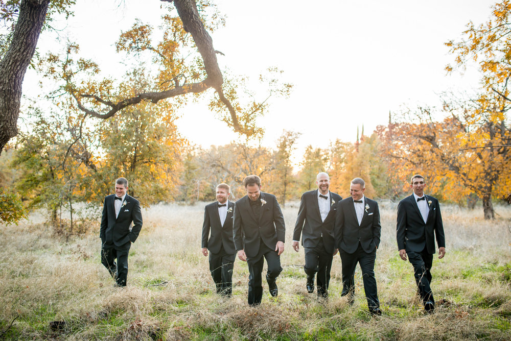 groomsmen attire - A Chico Event Center Wedding by Katelyn Owens Photography