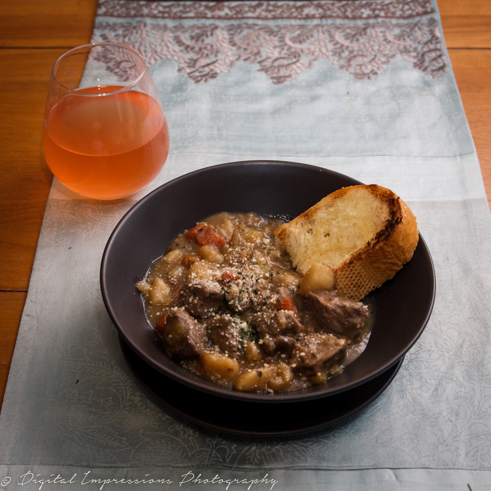Date Night Recipe // Mid Winter Beef Stew