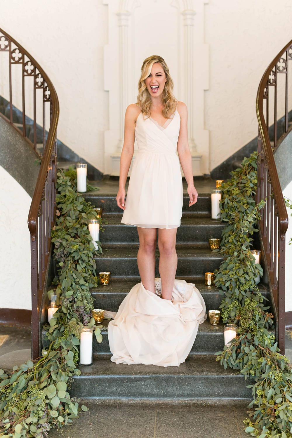altar ego, convertible bridesmaid dress from brideside