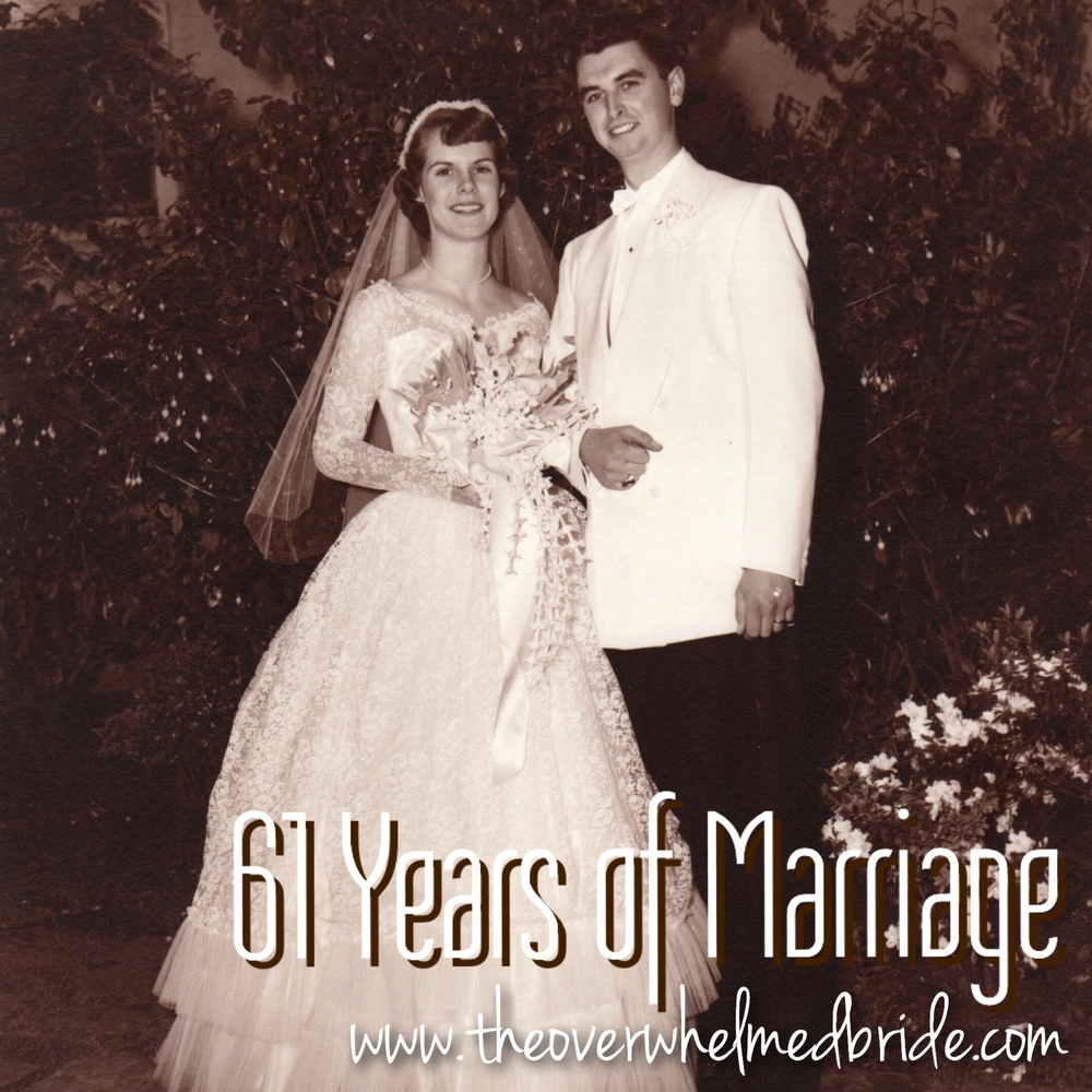 marriage advice from 61 years of marriage
