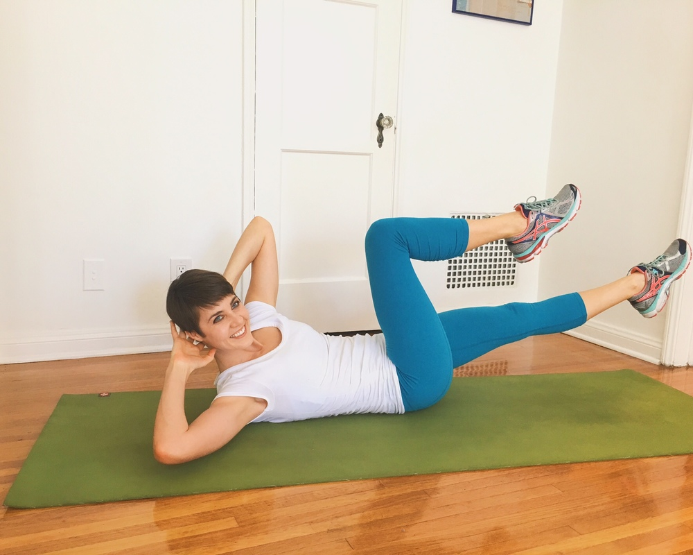 A Quick Workout for Honeymoon Worthy Abs